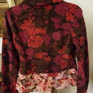 snak Jackets & Coats - ❤Anthropologie Velvet Blazer🌹